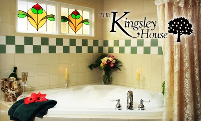 The Kingsley House - Fennville: $129 for a One-Night Stay, Romantic Treats, and a Hot Breakfast at The Kingsley House Bed and Breakfast Inn (Up to $289 Value)