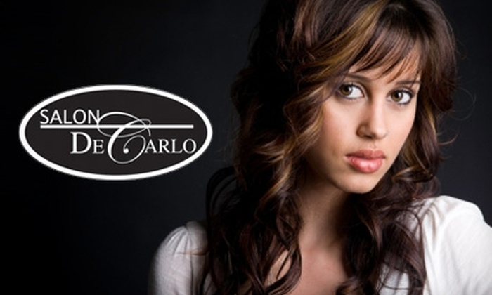 Salon DeCarlo - Collierville: $50 for $100 Worth of Services and Products at Salon DeCarlo in Collierville