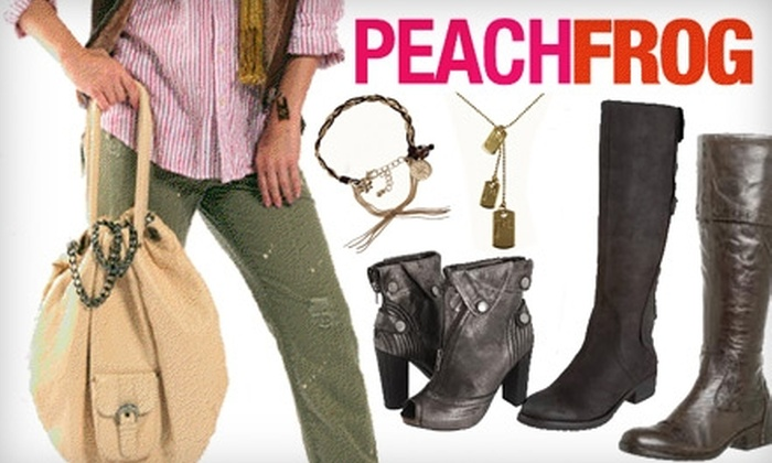 Peachfrog - Greenpoint: $25 for $50 Worth of Liquidated Merchandise from Peachfrog in Williamsburg