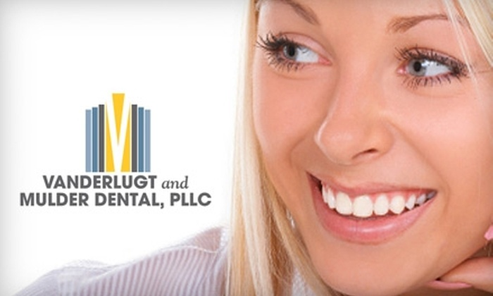 VanderLugt and Mulder Dental - Millbrook: $109 for a Teeth Whitening, Exam, and X-rays at VanderLugt and Mulder Dental ($518 Value)