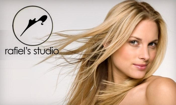 Rafiel's Studio - Clintonville: $20 for $40 Worth of Salon Services at Rafiel's Studio