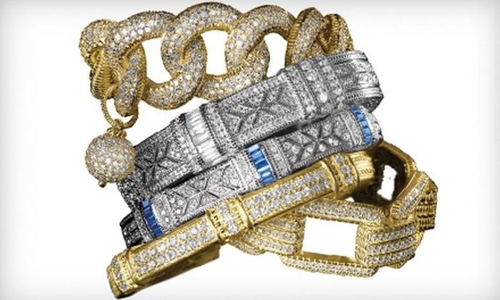 Judith Ripka: $100 for $250 Worth of Fine Jewelry from Judith Ripka Online