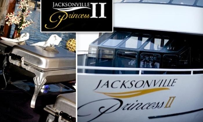 Jacksonville Princess II Groupon - Cruises from jacksonville fl
