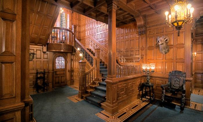 Craigdarroch Castle - Victoria: Castle Tour for Two or Four to Craigdarroch Castle (Up to 64% Off)