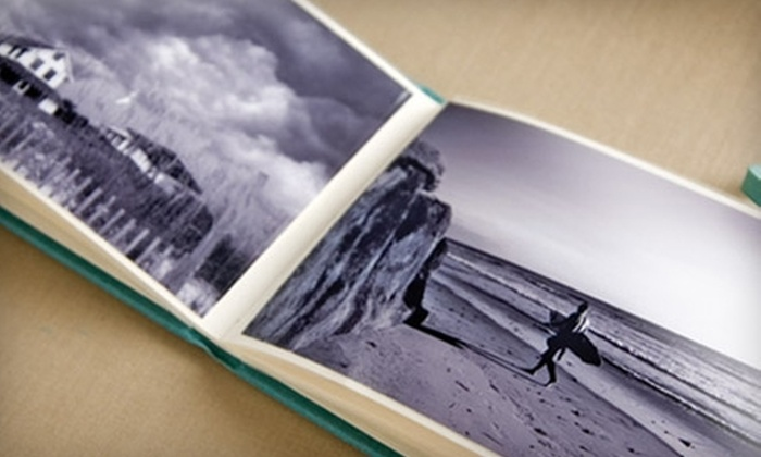 Kolo: $16 for Two Hardcover Noci Photo Albums with 25 Photos Each from Kolo ($36 Value)