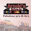 Half Off at Arnold's Drive-In