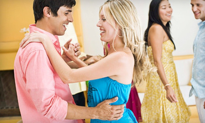Golden City Ballroom - Washington: $25 for Five Ballroom-Dancing Lessons or Fitness Classes at Golden City Ballroom ($75 Value)