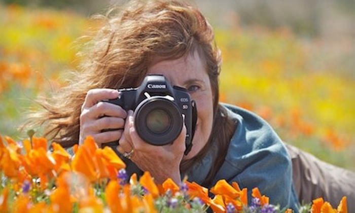 Digital Photo Academy - Multiple Locations: $49 for Three-Hour Composition in the Field Photography Workshop from Digital Photo Academy ($99 Value)