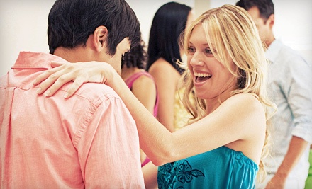 2 Private Lessons, 3 Group Lessons, and 3 Dance Parties; Private Lessons For Individual or a Couple - Starz Ballroom in Westlake