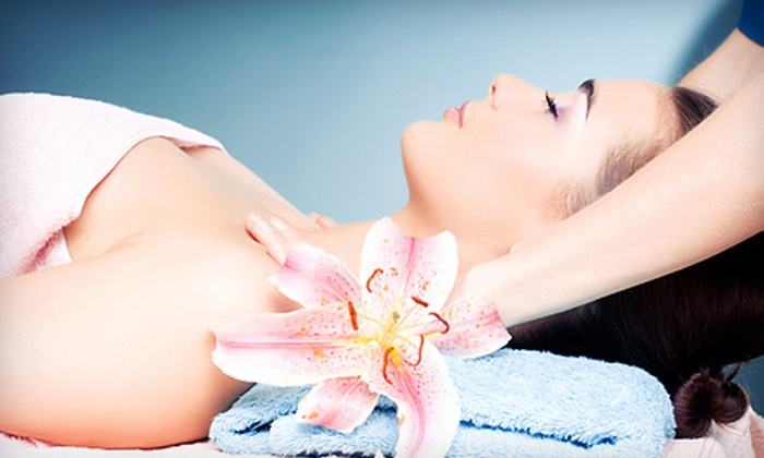 Bella Luna Day Spa - McLean: $125 for a Harmony Spa Package with Facial, Massage, and Classic Mani-Pedi at Bella Luna Day Spa in McLean ($250 Value)