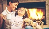The Chimney Smith - Northmoor: $59 for a Chimney Sweep and Inspection from The Chimney Smith (Up to a $175 Value)