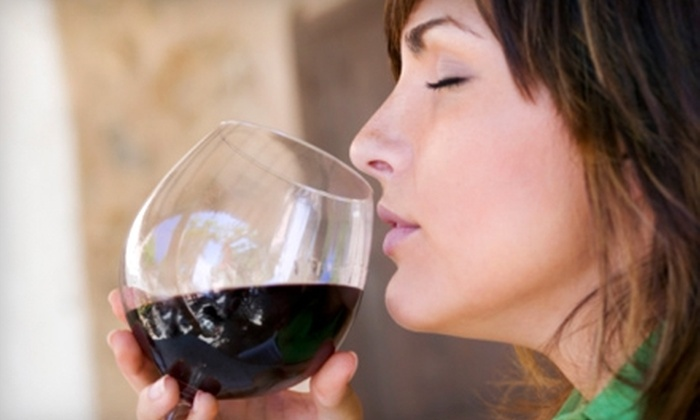 Tirzas Imports - Apex: $40 for a Wine-and-Food Tasting for Four at Tirzas Imports in Apex ($125 Value)