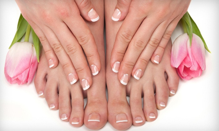 Shear Illusions by Amber Goins - Downtown Fayetteville: $29 for a Spa Pedicure at Shear Illusions by Amber Goins in Fayetteville ($65 Value)