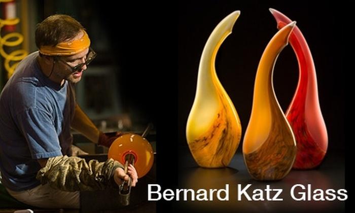 Bernard Katz Glass - Manayunk: $40 for $100 Worth of Hand-Blown Glass Designs at Bernard Katz Glass
