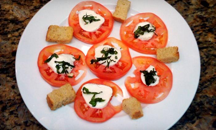 Café Vita - Oakmont: Italian Dinner for Two or Four at Café Vita in Oakmont