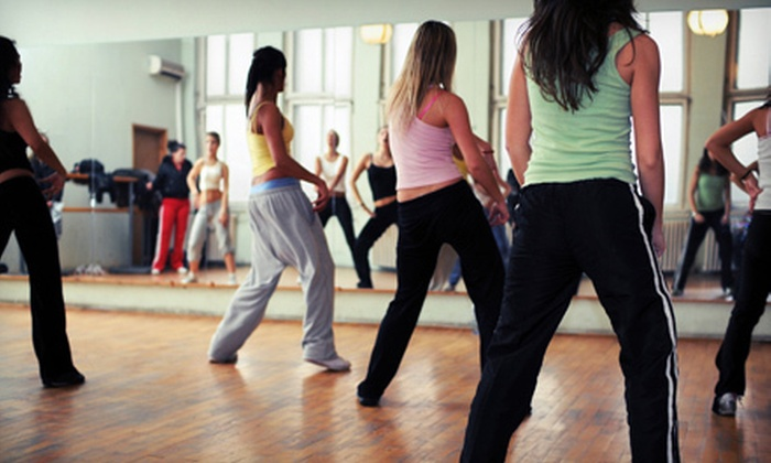 Peace Groove & Happiness Studio - Georgetown: 8 or 16 Zumba Classes at Peace Groove & Happiness Studio in Georgetown (Half Off)