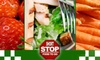 Short Stop Food to Go - Multiple Locations: $10 for $20 Worth of Fresh Eats at Short Stop Food to Go