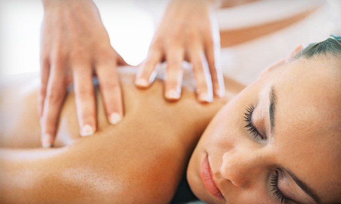 Massage Zone - Bellevue: Deep-Tissue Massage or Swedish Massage with Body Scrub at Massage Zone