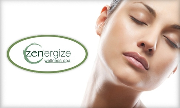 Zenergize Wellness Spa - Roswell: $47 Facial at Zenergize Wellness Spa (Up to $95 Value)