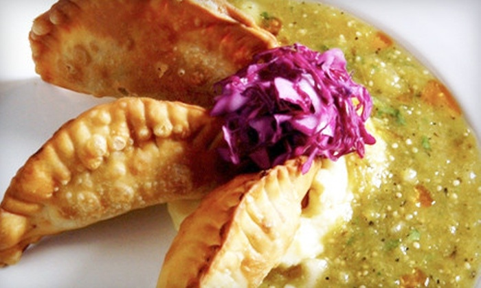 Rumba Chicago - Near North Side: $56 for Four-Course Latin Fusion Dinner for Two with Entertainment at Rumba (Up to $112 Value). Two Options Available.