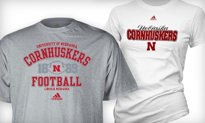 Red Zone - Multiple Locations: $10 for $20 Worth of Huskers Merchandise at the Red Zone
