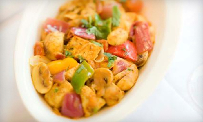 Mela Indian Cuisine  - South End: $20 for $40 Worth of Indian Cuisine at Mela Indian Cuisine