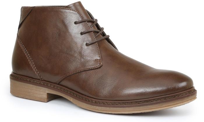 Izod Nocturne Men S Chukka Boots Size