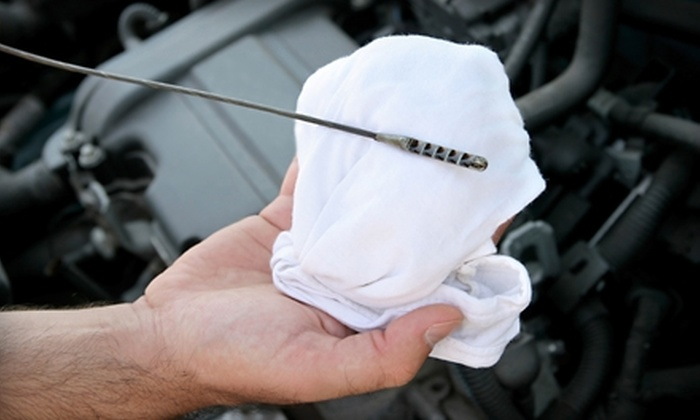 Miami Lakes AutoMall - Miami Lakes: Oil Change or Oil Change and Tire Rotation at Miami Lakes AutoMall