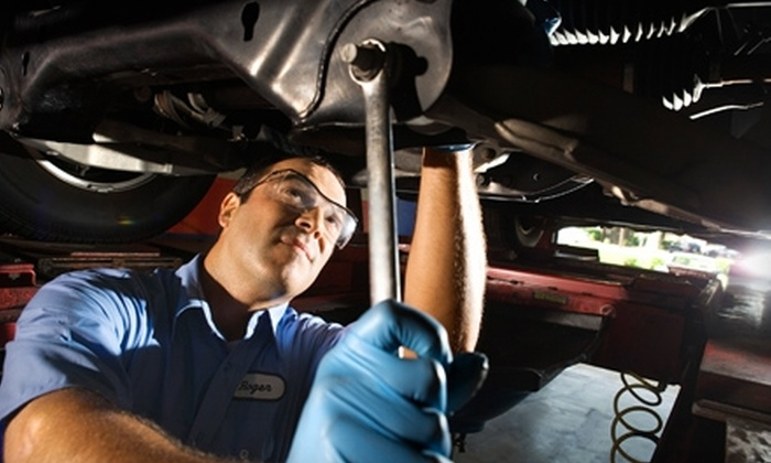 Dimmitt Chevrolet - Clearwater: $50 for $100 Worth of Auto-Repair Services at Dimmitt Chevrolet in Clearwater