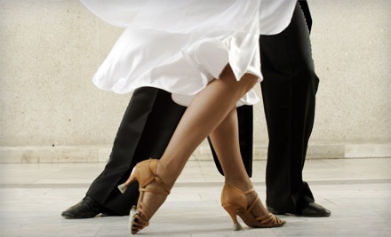 Academy Ballroom: 5 Group Dance Lessons - Academy Ballroom Knoxville in Knoxville