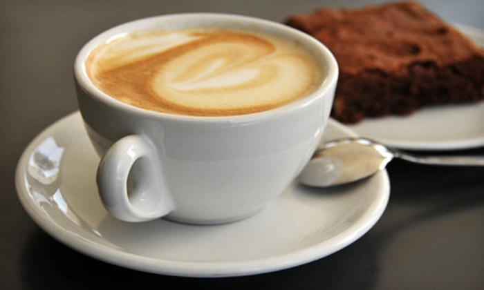 The Daily Grind Coffeehouse - Villages at Redbridge: Coffee-Shop Fare or 20-Cup Punch Card at The Daily Grind Coffeehouse in Locust (Up to 68% Off)
