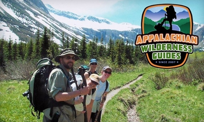 Appalachian Wilderness Guides - South Rockdale: $50 for a Wine-Tasting Trek or a Family Camping Trip from Appalachian Wilderness Guides ($100 Value)