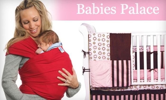 Babies Palace - Amarillo: $10 for $20 Worth of Infant Essentials at Babies Palace