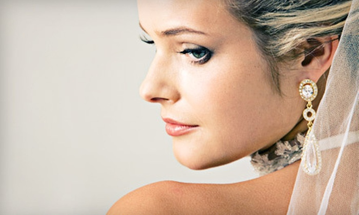 Roni Lynn Day Spa - Northfield: $79 for an Airbrush Bridal-Makeup Application with a Trial Run from Roni Lynn Day Spa ($160 Value)