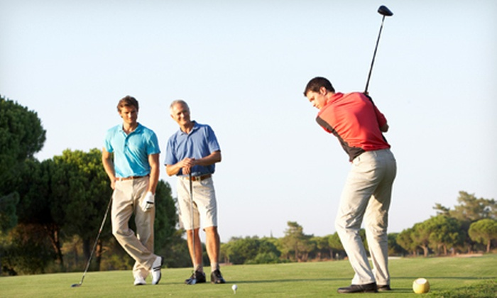 Shalimar Country Club - Shalimar Golf Club: Nine-Hole Golf Package for Two or Four at Shalimar Country Club in Tempe (Up to 74% Off)