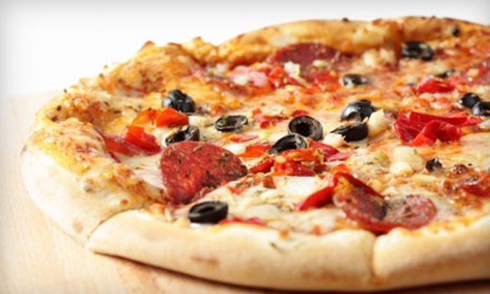 Mama's Pizza - Multiple Locations: $7 for $15 Worth of Pizza, Subs, and Sides at Mama's Pizza