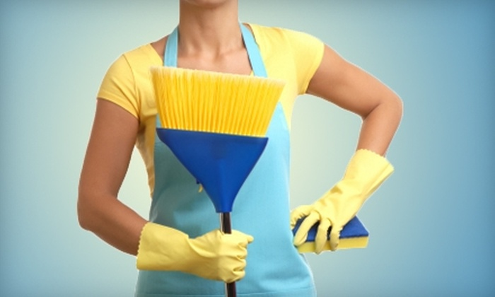 Busy Bee's Cleaning - Baton Rouge: $55 for Two Hours of Cleaning with Two Maids from Busy Bee's Cleaning ($120 Value)