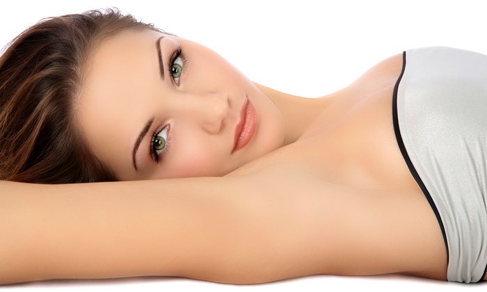 The Wellness Center - Tallahassee: Six Laser Hair-Removal Treatments at The Wellness Center by Dr. Mignon (Up to 88% Off). Four Options Available.