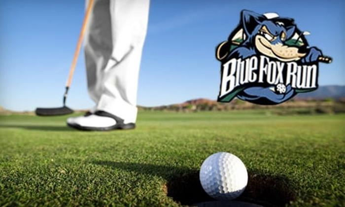 Blue Fox Run Golf Club - Avon: $22 for 18 Holes of Golf at Blue Fox Run Golf Club (Up to $45 Value)