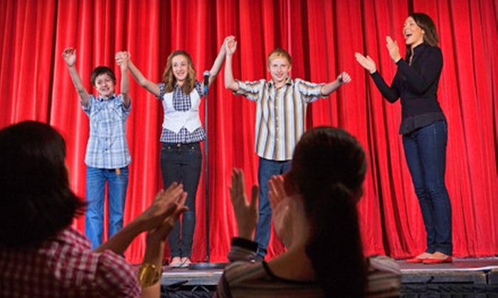 The Ruby Slipper Performing Arts Academy - Central Visalia: $29 for One Month of Weekly Classes at The Ruby Slipper Performing Arts Academy in Visalia (Up to $70 Value)