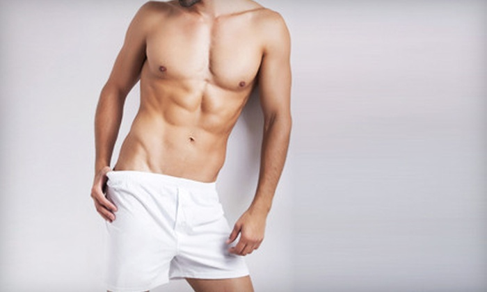BOX human landscapers - Las Vegas: $39 for a Sac-and-Crack Waxing Treatment for Men at BOX human landscapers ($85 Value)