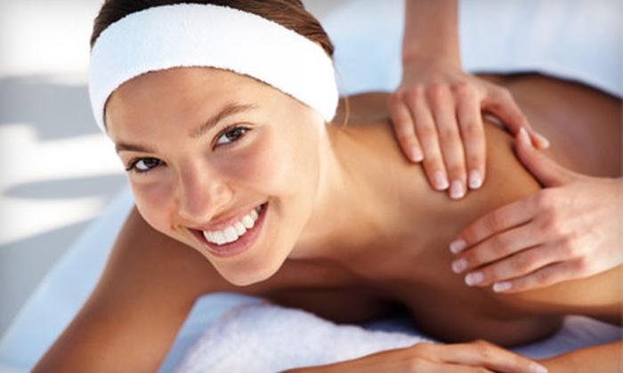 Salon Greco The European Day Spa - Atlanta: One or Three Swedish or Deep-Tissue Massages at Salon Greco The European Day Spa in Suwanee  (Up to 61% Off)