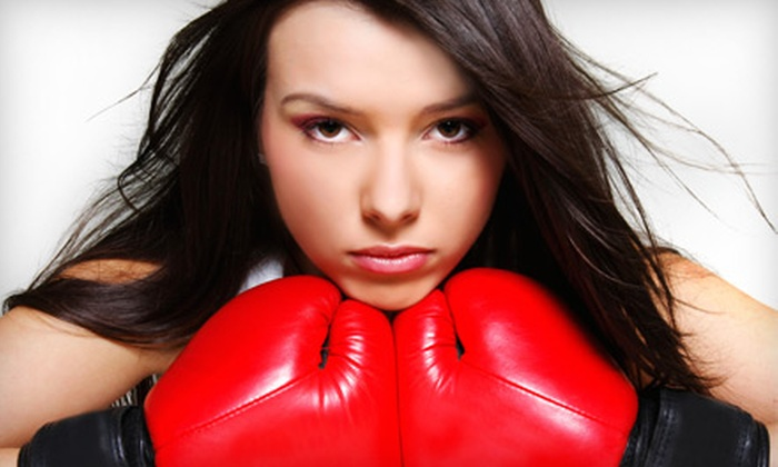 Be Fit Boxing - Highlands: Four or Eight Boot-Camp or Turbokick Classes at Be Fit Boxing in Wilmington (Up to 75% Off)