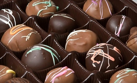 $15 Groupon to Mike Libs and the Chocolate Factory - Mike Libs and the Chocolate Factory in Evansville