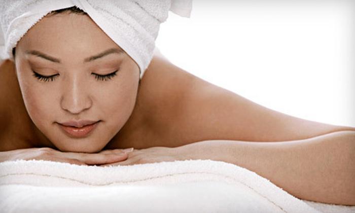 Viva Massage - Multiple Locations: One or Three 60-Minute Swedish or Deep-Tissue Massages at Viva Massage (Up to 60% Off)