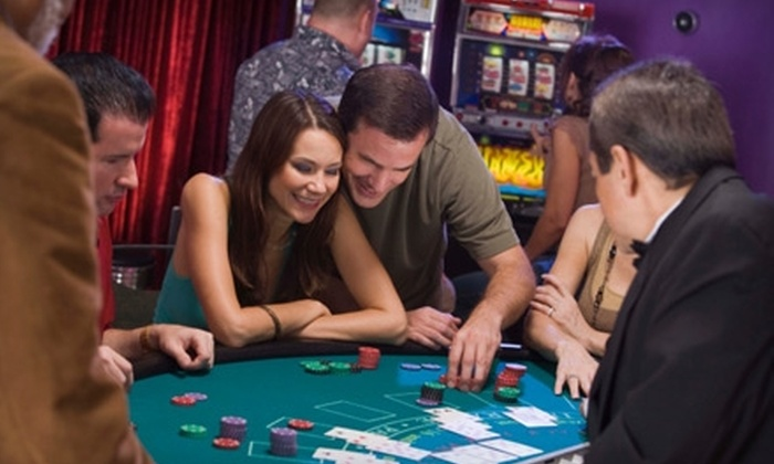 A Casino Event Entertainment Company - Downtown Plano: $189 for an In-Home Casino Party from A Casino Event Entertainment Company in Dallas ($399 Value)