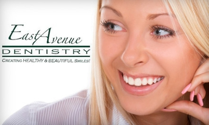 East Avenue Dentistry - East Avenue: $59 for a Dental Exam, Cleaning, X-rays, and Cosmetic Consultation at East Avenue Dentistry