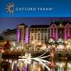 Up to 56% Off at Gaylord Texan Resort