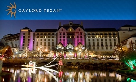 Sell Car Online >> Gaylord Texan Resort in Grapevine, Texas | Groupon