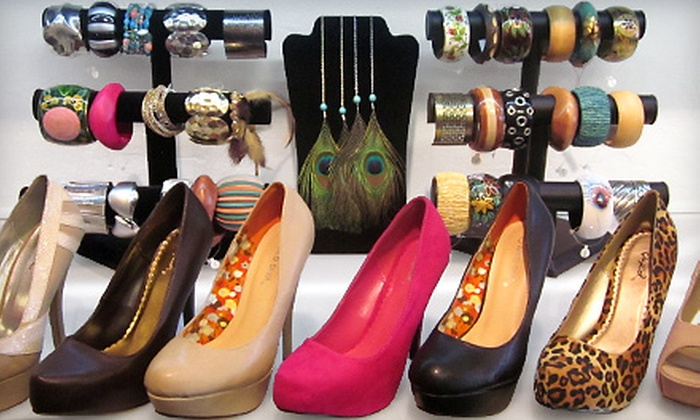 Forward Footwear and Boutique - Pacific Beach: $15 for $30 Worth of Shoes and Accessories at Forward Footwear and Boutique